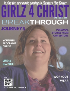 Breakthrough Chrissy Metz Journeys Magazine Cover